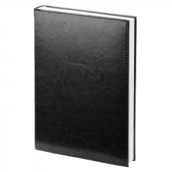 Ежедневник недатированный Attache Agenda искусственная кожа А6 144 листа черный (100х140 мм)