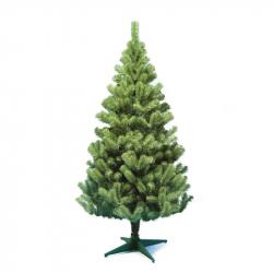 Ель искусственная декоративная Вирджиния зеленая (210 см)